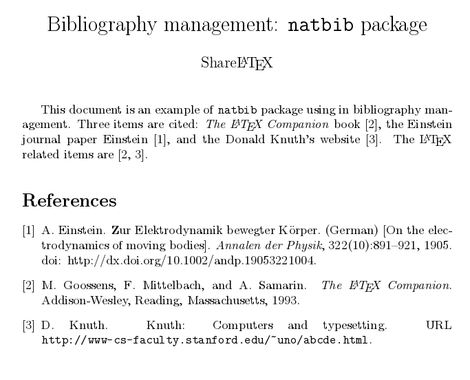 latex bibliography style thesis