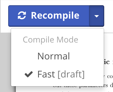 Fast compile mode.png