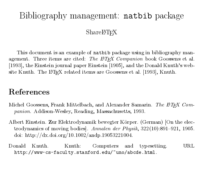 Writing PhD Thesis using LaTeX - Stanford TCAD Group